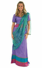 BOLLYWOOD BEAUTY ADULT WOMENS FANCY DRESS INDIAN COSTUME PARTY