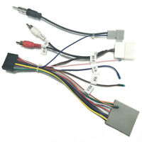 20PIN Wiring Harness Adapter 1/2 Din Android Power Cable Suitable for Honda CRV