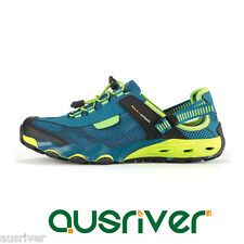 Outdoor Unisex Quick-Dry Anti-Slip Mesh Hiking Shoes for Fishing Paddle Trekking
