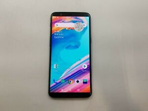 OnePlus 5T A5010 128GB Unlocked Check IMEI Poor Condition RJ-1195