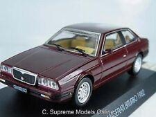 MASERATI BITURBO 1/43RD SIZE MODEL CAR 2 DOOR SPORTS ITALIAN VERSION R0154X{:}