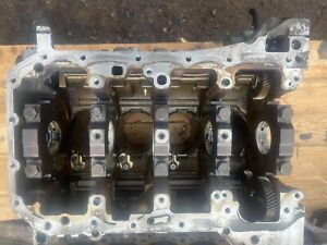 Bmw 3 5 SERIES E90 E60 2.0d N47D20A 2008-2010 Engine Block 7797922