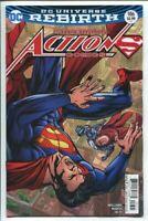 ACTION COMICS #986 DC COMICS COVER B 1ST PRINT SUPERMAN