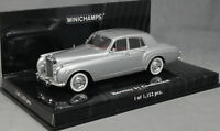 Minichamps Bentley S1 Continental in Silver 1956 436139552 Ltd Ed 1152 1/43 NEW