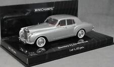 Minichamps Bentley S1 Continental in Silver 1956 436139552 Ltd Ed 1152 1/43 NEW