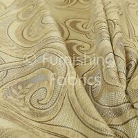 Sold By The 1 Metres New Modern Camouflage Pattern Beige Blue Green Colour Quality Chenille Upholstery Interior Furnishing Fabrics