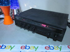 Vintage SAE TWO R2 Stereo Receiver Amplifier FREE SHIP