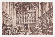 Oxford,U.K.Oxford University,Magdalen College,Chapel Interior,Used,1934