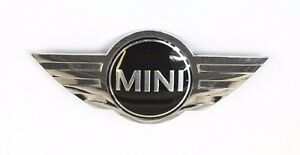 MINI Tailgate OEM REAR BADGE Emblem Logo Cooper One S R50 R52 R53 7026186