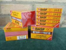 20 x  BASF 90 LH Extra I blank audio cassettes all sealed