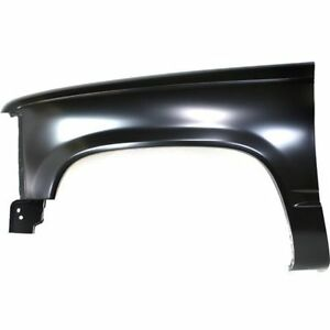 New CAPA Fender (Front, Driver Side) for GMC K2500 GM1240132C 1988 to 2002
