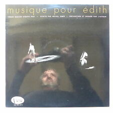 Musique pour Edith Piaf MICHEL EMER Buena Vista 33 VS 571