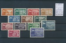 LM45257 Yugoslavia 1951 aviation airplanes fine lot MNH cv 115 EUR