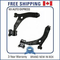 2X FRONT LOWER CONTROL ARM & BALL JOINT ASSEMBLY SET FOR MAZDA 3 04-09