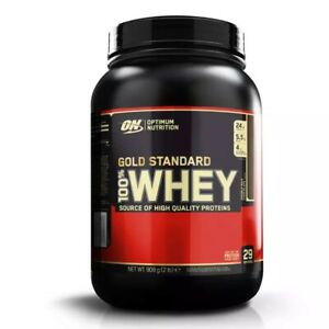 OPTIMUM NUTRITION Whey Gold Standard 908g Protein SHIPPING WORLDWIDE