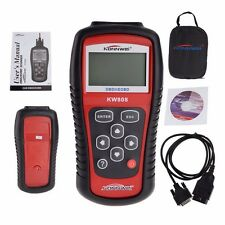 KW808 EOBD OBDII 2 Car/Vehicle Engine Diagnostic Scanner Code Reader Tool MS509