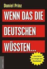 Wenn das die Deutschen wüssten - Daniel Prinz - 9783938656273 PORTOFREI