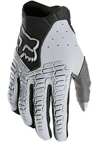 Fox Racing Grey Pawtector Motocross Glove