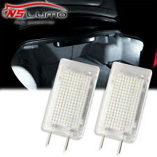 For Porsche 911 Boxter Cayman LED Glove Box Luggage Lamp Trunk Tail Light Bulb