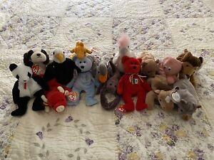 TY Beanie Babies Lot of 15  Beanie Babies