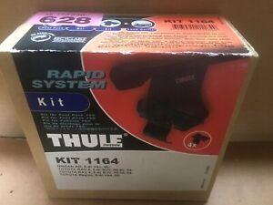 Thule Fitting Kit 1164 for TOYOTA RAV 4 3 & 5-dr SUV, 00-03 04-05 NISSAN AD 5-dr