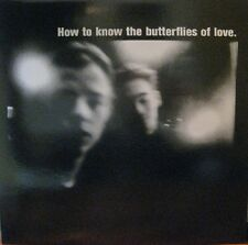 The Butterflies Of Love - How To Know (CD 1999) BARGAIN!! FREE!! UK 24-HR POST!!