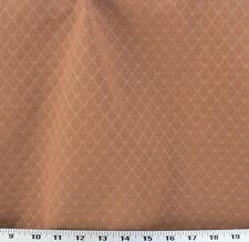 Drapery Upholstery Fabric Embroidered Diamond Stitched Jacquard - Mauve