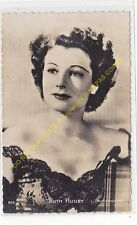 RPPC STAR RUTH HUSSEY Photo METRO GOLDWYN MAYER Edit P.I. 258