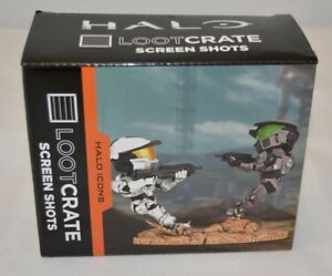 Loot Crate HALO Icons SPARTAN-IV LE Variant NEW