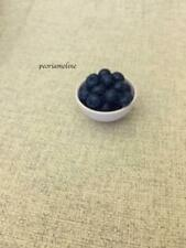 "18"" doll bowl of Blueberries Berries~fruit~Our Generation American Girl~kitchen"