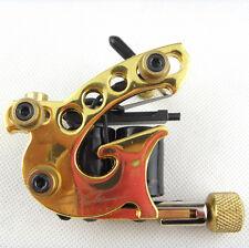 Tattoo Coil Machine Handmade Tattoo Power Supply Machine Gun For Shader