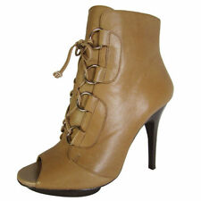 Medium (B, M) Width Lace Up Solid Boots for Women