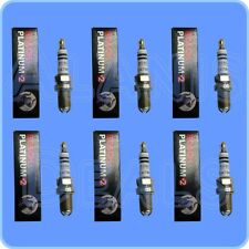 NEW BOSCH 4301 PLATINUM PLUS +2 SPARK PLUG (Set of 6)