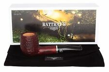 Rattray's Goblin 100 Tobacco Pipe - Sandblast