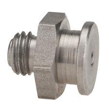 M10 x 1,5 [100 Stück] V4A DIN 3404 Ø16mm Flachschmiernippel NIRO