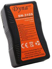 310Wh Dynacore V-Lock Battery DN-310S (V-Mount Battery for RED cameras)