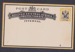British Central Africa, HG 3, Post Card fine unused, Lot 7163