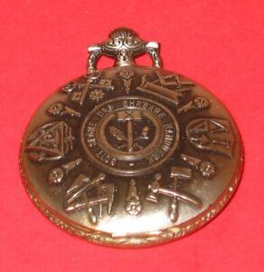 Zunftuhr -Regent Habmann- schweizer Uhrwerk, ungeprüft, bitte Beschreibung lesen