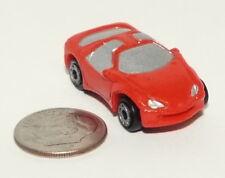 Small Micro Machine Chevy Camaro I-ROC in Red