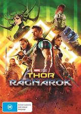Thor - Ragnarok (DVD, 2018) NEW