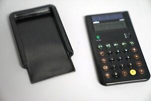 Braun Solar Taschenrechner 4 777 #204472