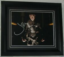 JON BERNTHAL Signed The Punisher FRAMED PHOTO AUTHENTIC AFTAL Not  copy or print