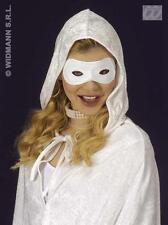 Blanco Pvc Paintable Mascarilla Máscara De Ojo eyemask Halloween Vestido De Lujo