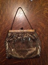 Vintage Whiting And Davis Purse