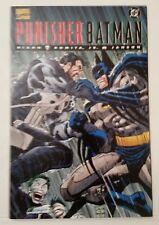 PUNISHER BATMAN - DC & MARVEL COMICS - OCTOBER 1994