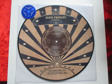 """Elvis Presley - US EP Collection  No. 1 (2018) 10"""" PICTURE DISC (mit Sticker)"""