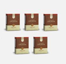 5 BOXES Organo Gold CAFE MOCHA - SHIPS EXPEDITE - Expired on 2/2023