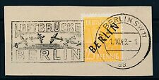 Briefmarken aus Berlin (1949-1990) mit BPP-Signatur
