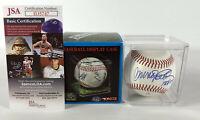 Ryne Sandberg 'HOF 05' Signed Baseball Auto Autograph Ball Cubs HOF JSA COA