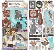 Penny Emporium Diecuts Noteworthy Bo Bunny Cardstock Die Cuts Vintage